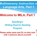MILA 1 Course Materials