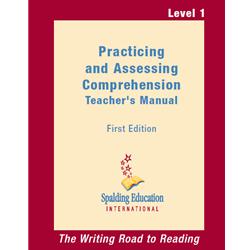Comprehension Assessments